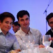 Erik, Daniel og Benjamin