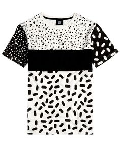Dan Howell has a shirt like this but it is color, so I need one too.