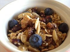 Once you try making your own granola, you'll never buy packaged granola again!   The Feel Good Kitchen   vegan