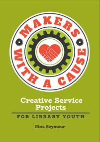 "Read ""Makers with a Cause: Creative Service Projects for Library Youth"" by Gina Seymour available from Rakuten Kobo. This quick-start guide explains how to use inquiry to promote civic engagement in the school library makerspace and prov. Book Maker, Teacher Librarian, Service Projects, Student Learning, Compassion, New Books, Activities For Kids, Youth, Creative"