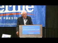 Bernie Sanders in Madison, Wisconsin 07-01-2015 - YouTube