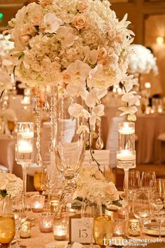 Florals & decor by Kathy Wright and Co Coordination by Details Defined