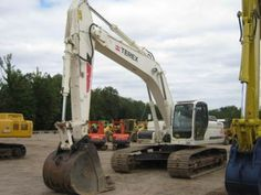Terex Excavators    http://www.rockanddirt.com/equipment-for-sale/TEREX/excavators