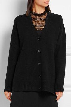 Prada   Wool and cashmere-blend cardigan   NET-A-PORTER.COM