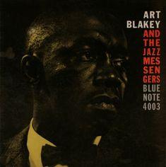 BLUE NOTE BLP 4003 Moanin'/Art Blakey Lee Morgan (tp) Benny Golson (ts) Bobby Timmons (p) Jymie Merritt (b) Art Blakey (d) Rudy Van Gelder Studio, Hackensack, NJ, October 30, 1958