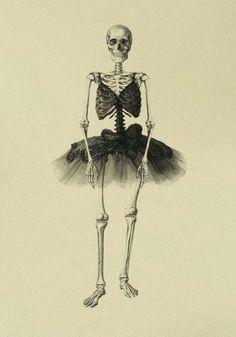 Bony Ballerina
