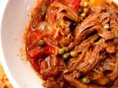 PaleOMG – Paleo Recipes – Crockpot Ropa Vieja with Cuban Style Rice