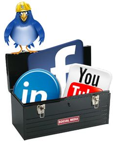 Social Media: The Shiny Toolbox for Business - http://www.startupchamp.com/social-media-the-shiny-toolbox-for-business/ - Over the years and, it seems, from day to day social media have increasingly empowered people as social beings and as consumers. Through the many and varying channels of social media, opinions are easily made, expressed, and swayed whenever you please, wherever you please. Information has never...