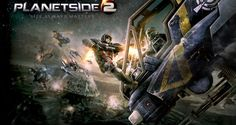 PlanetSide 2 is Coming for Playstation 4 in December, Run at 60fps/1080p Resolution