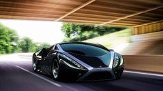 Крутые автомобили будущего