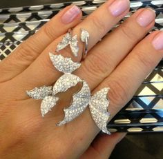 We love this Stephen Webster ring!
