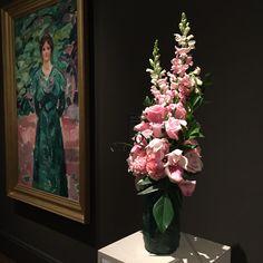 Flower Show at MFA Boston