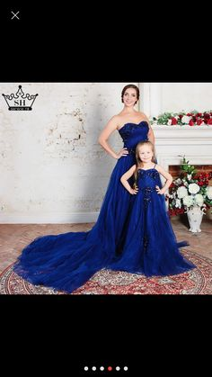 6f32f18c49 Aliexpress.com : Buy Sukienki Wieczorowe Dubai Long Mother Daughter Evening  Dresses With Black Lace Party Dresses Formal Eveni…