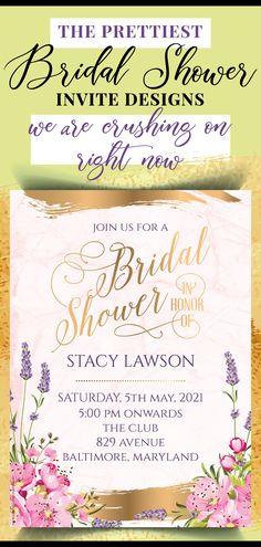 DIY Bridal Shower Invite ideas & Bachelorette invitations, Hens party invite for DIY instant download & printable design for your Girls Night out template E-invitation. DIY Cheap Bridal Shower Invitation instant download templates for your wedding Shower stationery in florals with boho chic, greenery, navy, burgundy, pastel, blush pink, rose gold for your elegant, rustic & modern bridal shower wedding party. This Bridal Invite is a printable and editable instant download