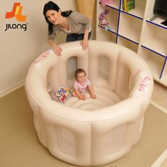 92.37$  Watch here - http://alirmt.worldwells.pw/go.php?t=32283304710 - Crib inflatable thickening baby toddler bed guardrail child fence toy gift 92.37$