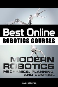 Gain skills in robotics when you take these top online robotics courses. We've filtered out the best to help you gain coding, electronics, and robotics skills fast! Middle School Science Projects, Science For Kids, Data Science, Machine Learning Projects, Ai Machine Learning, Artificial Intelligence Movie, Diy Robot, Robot Art, Robots