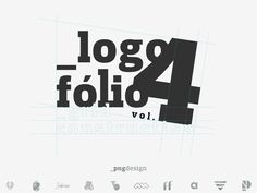 _logogolio vol. 4 grid contruction designed by PNG Design. Connect with them on Dribbble; Saint Charles, San Luis Obispo, Show And Tell, Grid, Logos, Design, Design Comics, Logo