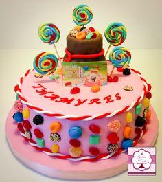 Torta Candy Crush