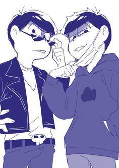Karamtsu & Ichimatsu