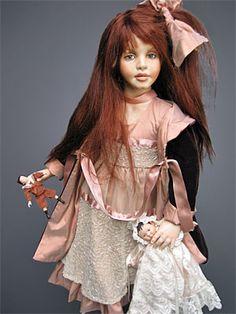 Helena doll SUSAN KREY 2004