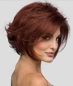 Cheap wig cap liner, Buy Quality wig cheap directly from China wig hinata Suppliers: New ArrivalFashion Short Fluffy Oblique Bangs Wine Red Hair Party Full Wig Free Wig Cap  Product Description