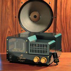 Shindo Labs   Apetite 6V6 Push Pull Stereo Line Amplifie