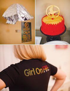 Hunger Games Theme