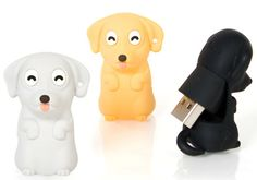 Dog USB Flash Drive