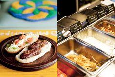 """スパイシーなアルゼンチンのソウルフード。 アルゼンチンの国民的ファストフード""""チョリパン""""の専門店。 Tokyo Restaurant, Beef, Japan, Cooking, Projects, Food, Green, Meat, Kitchen"""