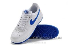 check out 7d453 699f0 Nike Air Force 1 Low Hombre Blanco Azul (Zapatillas Nike Air Force 1) Top  Deals, Price   71.44 - Adidas Shoes,Adidas Nmd,Superstar,Originals