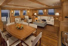 interiors of luxury yachts | Citadel Yachts Luxury Yacht Charter & Superyacht News