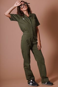 4b9f551d4e80a Stoned As Folk Coveralls~Olive size medium Dickies Coveralls, Sugarhigh  Lovestoned, Boiler Suit