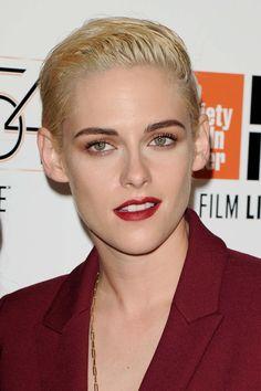 Kristen Stewart : l'évolution coiffure d'une audacieuse   Le Figaro Madame