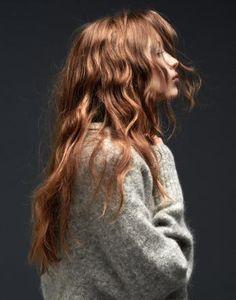 So gehts: Die perfekte unperfekte Frisur. Fotos: Karin Heer