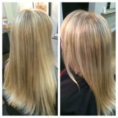 Soft and sleek color and cut