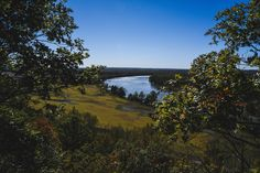 A short day trip from Kansas City, Weston Bend State Park offers a nice getaway for those seeking the outdoors.
