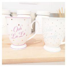 P R E T T Y mugs now with 15% off with code 'BHOL15'  pennyrosehomegifts.co.uk