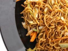 Nouilles chinoises au Thermomix