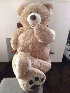 I will hug him and call him mine!