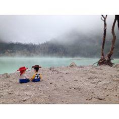 #lego #legogram #legoindo #legotoystory #legoworld #kawahputih #ciwidey #bandung #photography #love #iphone