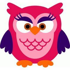 Silhouette Design Store: cute owl