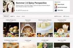 Top 30 People To Follow On Pinterest by TIME Mag