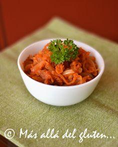 Más allá del gluten...: Zucchinis Asados (Receta SCD, GFCFSF, Vegana, Gerson)