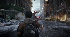 Eye-tracking tech makes The Division's cluttered UI way more bearable: For as much as I like admiring The Division's take on a New York…