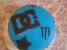 dc/monster cake by Mamas Baked Goodies