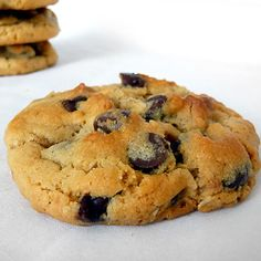 Peanut Butter-Oatmeal Chocolate Chip Cookies...as decadent and wonderful as they sound!!