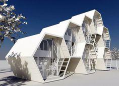 Concepto Grafeno Loft / Arketiposchile