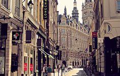 Lille, Ranska. Lille, France