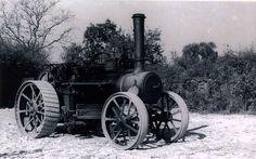 Weston 3 Steam Tractor, Milton Keynes, Steam Engine, Antique Prints, Trains, Antique Cars, American, Photos, Tractors