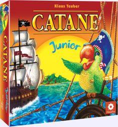 Les Colons de Catane Junior - Le sort d'un pirate n'est pas toujours facile...